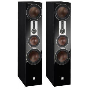 Dali Opticon 8 Floorstanding Speakers Black