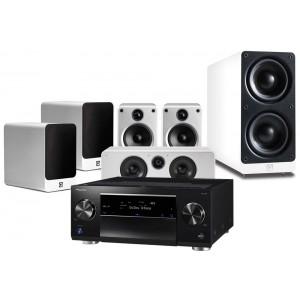 Pioneer SC-LX89 w/  Q Acoustics Concept 20 Speakers (5.1)