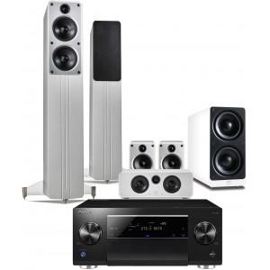 Pioneer SC-LX59 w/  Q Acoustics Concept 40 Speakers (5.1)