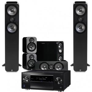 Pioneer SC-LX59 w/ Q Acoustics 3050 Speakers (5.1)