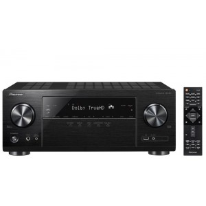 Pioneer VSX-1131 AV Receiver DTS:X Dolby Atmos Bluetooth Wi-Fi Airplay