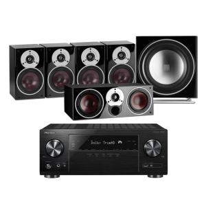 Pioneer VSX-1131 AV Receiver w/ Dali Zensor 1 Speaker Package 5.1