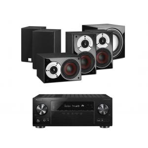 Pioneer VSX-831 w/ Dali Zensor Pico Speaker Package 5.1