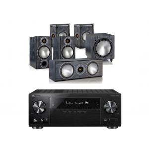 Pioneer VSX-831 w/ Monitor Audio Bronze 2 Speaker Package 5.1