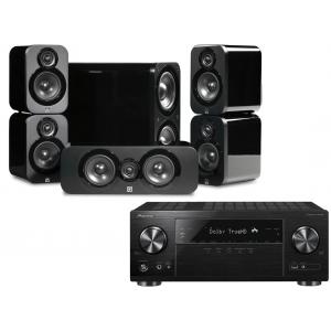 Pioneer VSX-831 w/ Q Acoustics 3000 Speaker Package 5.1