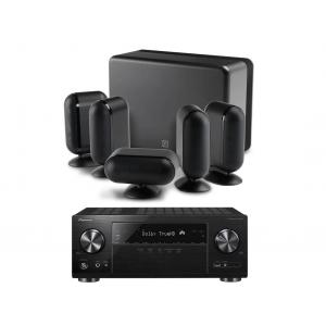 Pioneer VSX-1131 AV Receiver w/ Q Acoustics Q7000i Speaker Package 5.1