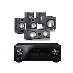 Pioneer VSX-531 w/ Monitor Audio Bronze 2 Speaker Package 5.1