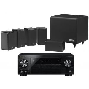 Pioneer VSX-531 w/ Tannoy HTS101 XP Speaker Package 5.1