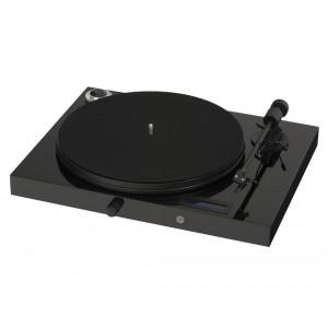 Pro-Ject Juke Box E Turntable Black Jukebox