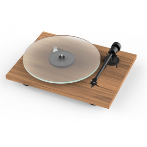 Pro-Ject T1 Turntable Walnut