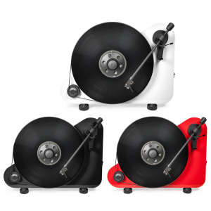 Pro-Ject VT-E BT Bluetooth Vertical Turntable