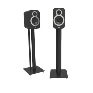 Q Acoustics 3000i Stands Black