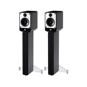 Q Acoustics Concept 20 Stands Black