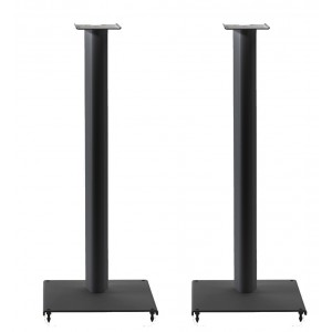 Q Acoustics 3000ST Speaker Stands Black