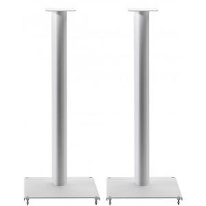 Q Acoustics 3000ST Speaker Stands (White, Open Box)