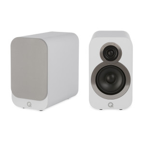 Q Acoustics 3010i Speakers Arctic White