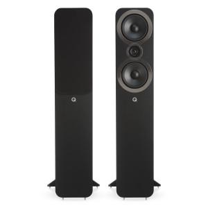 Q Acoustics 3050i Floorstanding Speakers Carbon Black
