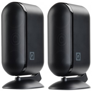 Q Acoustics 7000LRi Satellite Speakers Black
