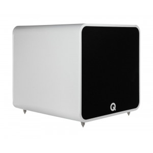 Q Acoustics QB12 Subwoofer Gloss White