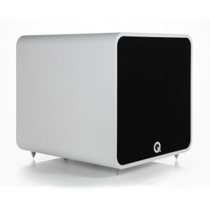 Q Acoustics QB12 Subwoofer White