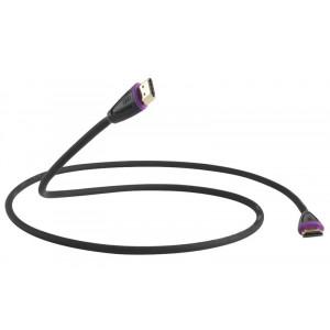 QED Profile eFlex HDMI Cable 1m