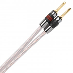 QED Ruby Evolution Speaker Cable (5m)
