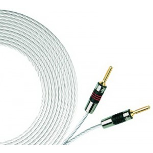QED Silver Micro Speaker Cable (5m)