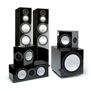 Monitor Audio Silver 10 Speaker Package (5.1)
