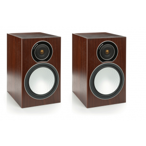 Monitor Audio Silver 2 Speakers-Walnut