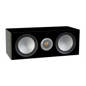 Monitor Audio Silver C150 Centre Speaker Black Gloss