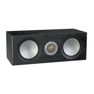 Monitor Audio Silver C150 Centre Speaker Black Oak