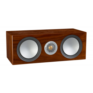 Monitor Audio Silver C150 Centre Speaker Walnut