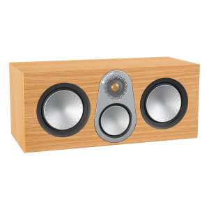 Monitor Audio Silver C350 Centre Speaker Natural Oak