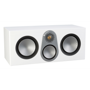 Monitor Audio Silver C350 Centre Speaker Satin White