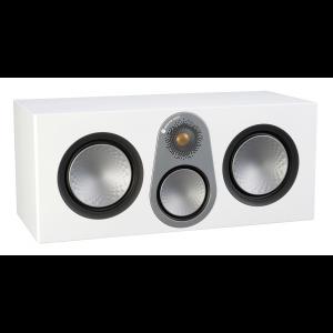 Monitor Audio Silver C350 Speaker (Open Box, Satin White)