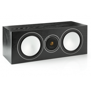 Monitor Audio Silver Centre Speaker-Black Oak