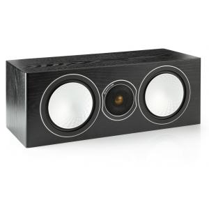 Monitor Audio Silver Centre Speaker (Open Box, Black Oak)