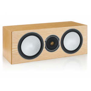 Monitor Audio Silver Centre Speaker-Natural Oak