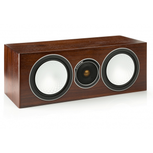 Monitor Audio Silver Centre Speaker-Walnut