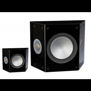 Monitor Audio Silver FX 6G Surround Speakers Black Gloss Pair