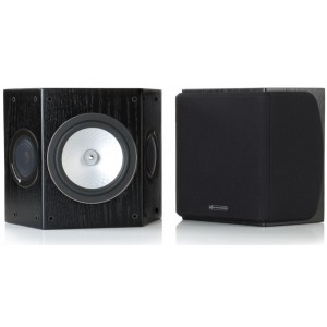 Monitor Audio Silver FX Surround Speakers Black Oak