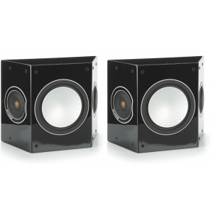 Monitor Audio Silver FX Surround Speakers Gloss Black