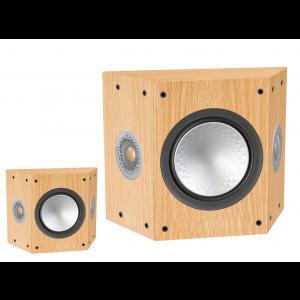 Monitor Audio Silver FX 6G Surround Speakers Natural Oak Pair