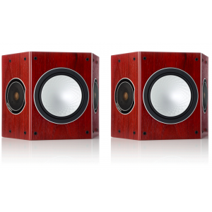 Monitor Audio Silver FX Surround Speakers Rosenut