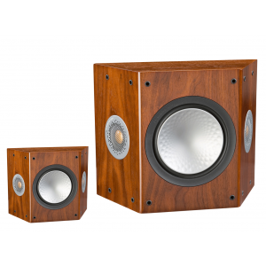 Monitor Audio Silver FX 6G Surround Speakers Walnut Pair
