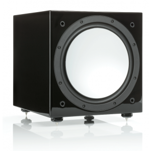 Monitor Audio Silver W12 Subwoofer Black Gloss