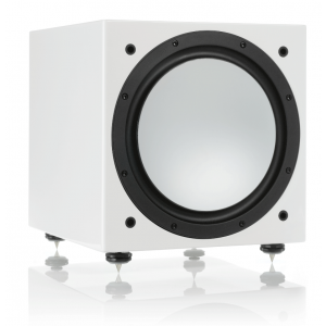 Monitor Audio Silver W12 Subwoofer Satin White