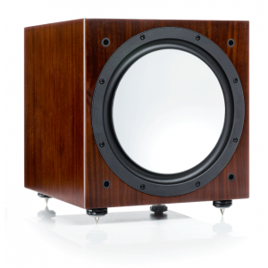 Monitor Audio Silver W12 Subwoofer-Walnut