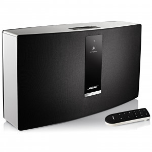 Bose SoundTouch 30 Series II Wi-Fi Music System (White)