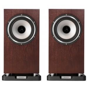 Tannoy Revolution XT 6 Floorstanding Speakers - Dark Walnut